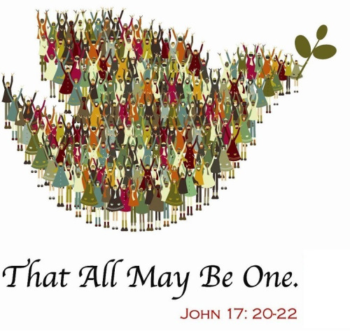 Image result for they may all be one in Jesus pictures